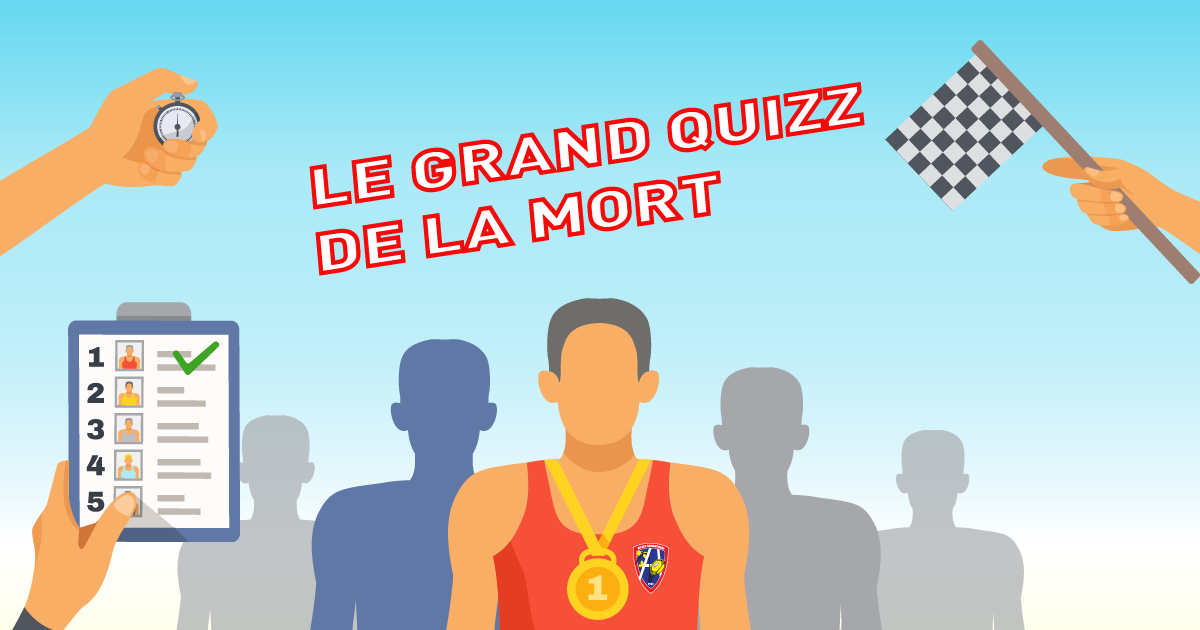 Play off du Quizz du CLLA
