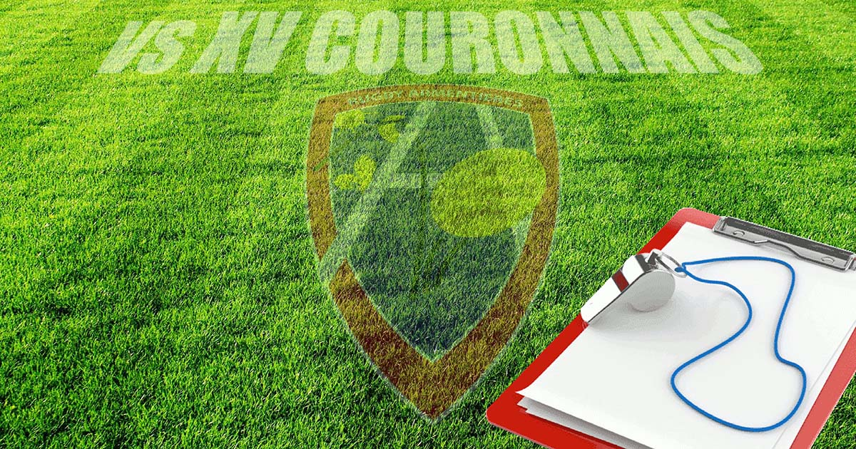 Composition Equipe VS XV couronnais