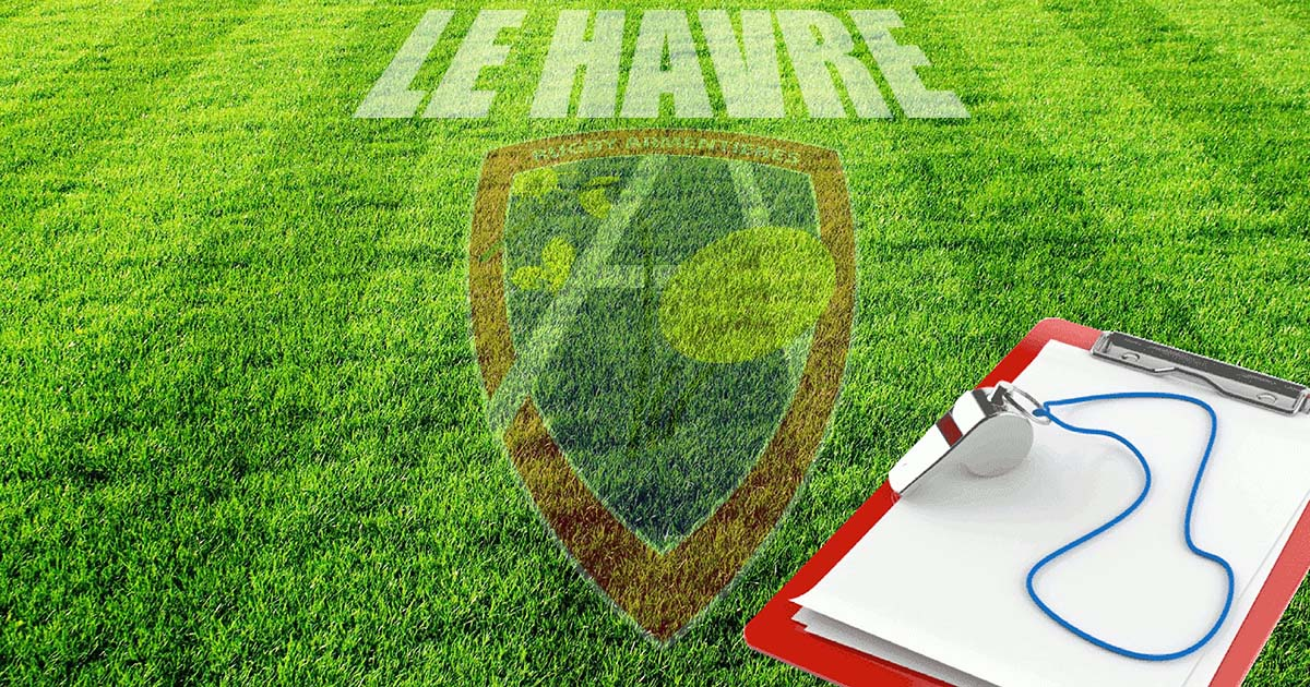 Composition Equipe VS le Havre