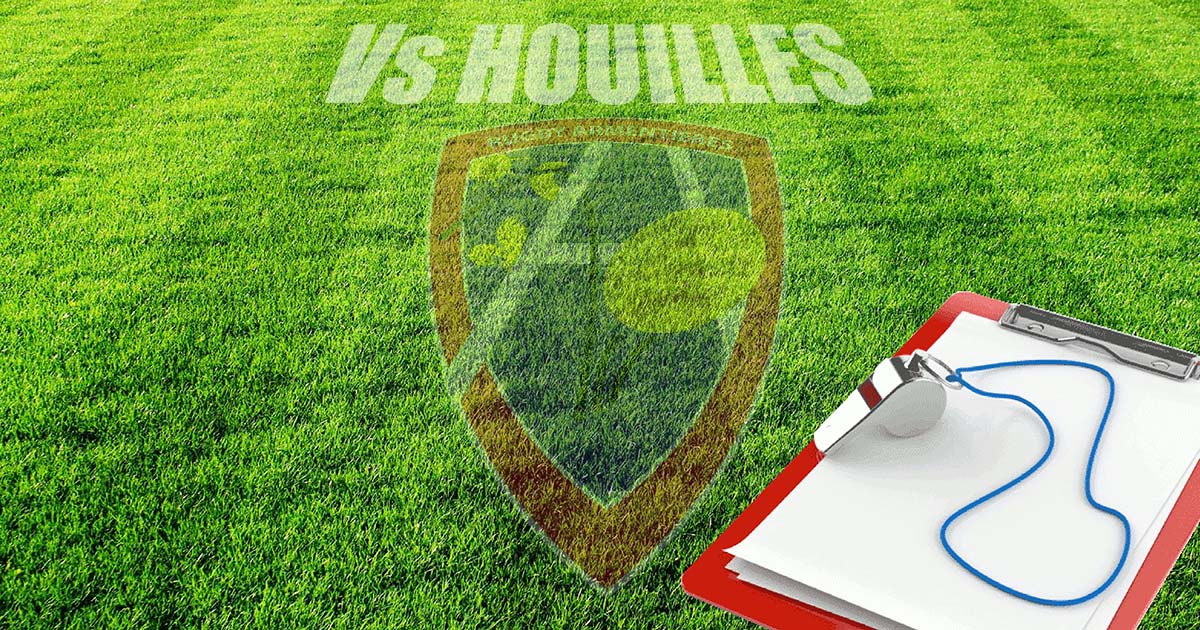 Composition Equipe VS Houilles